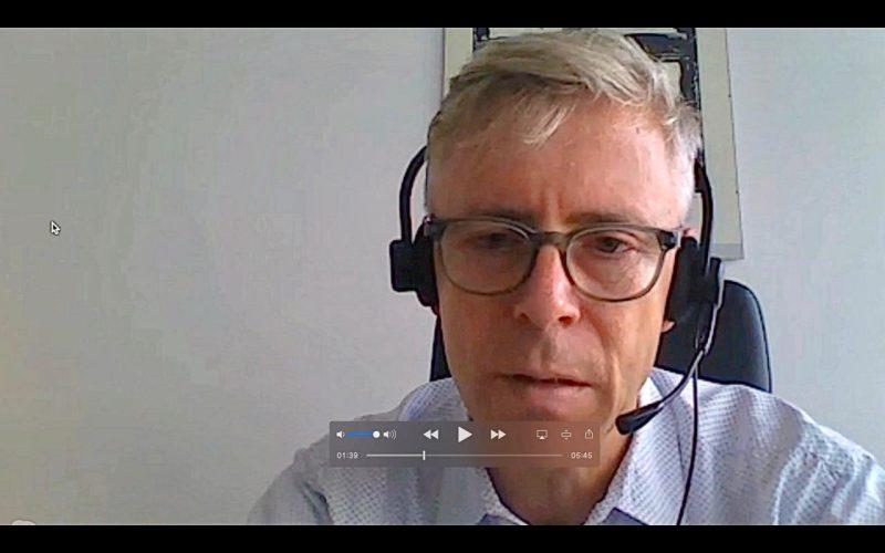 Peter Ganten von Univention über Künstliche Intelligenz und Transparenz