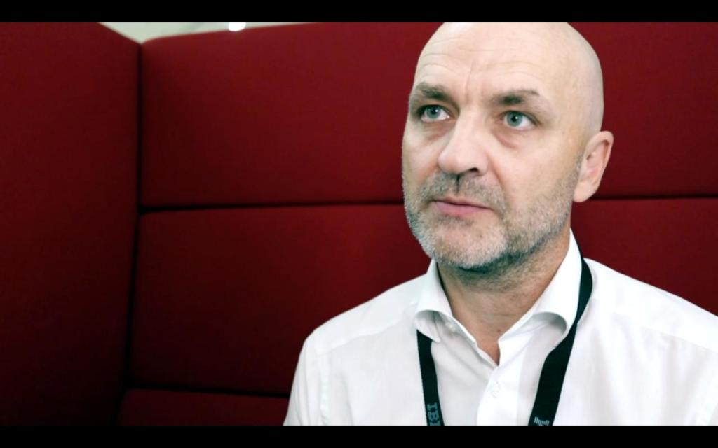 Ralf Colbus über KI-taugliche Speichersysteme