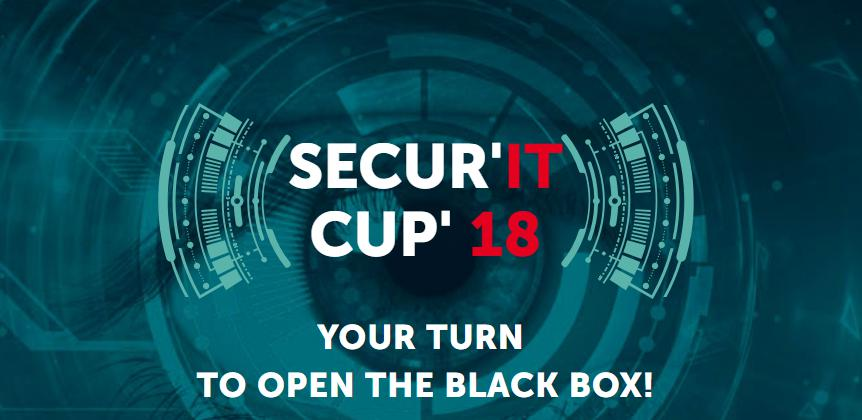 SECUR'IT CUP 18 von Kaspersky