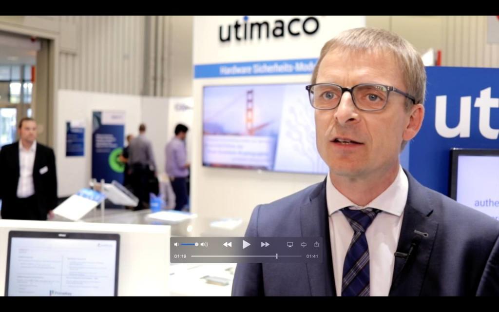 Dr. Matthias Pankert von Utimaco über eIDAS und passende Lösungen