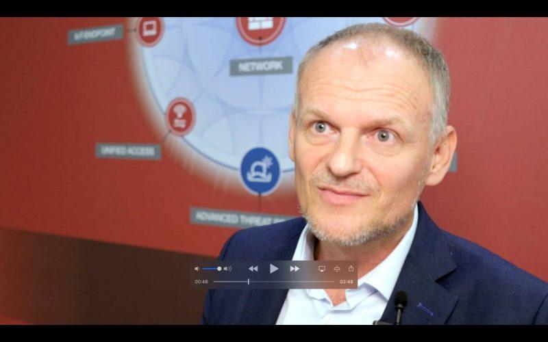Leif Walter von Fortinet über Enterprise Firewalls und KI in der Security