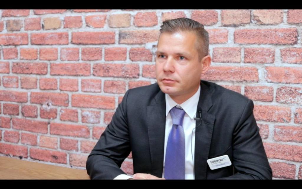 Marcel Mock von der totemo AG über E-Mail-Verschlüselung
