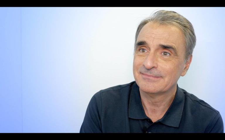 Michel Paulin auf dem OVH-Summit 2018