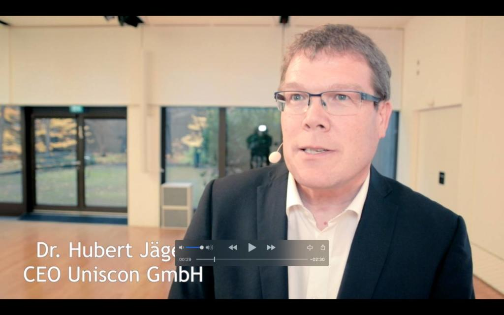 Dr. Hubert Jäger über den IoT Security Kongress 2018