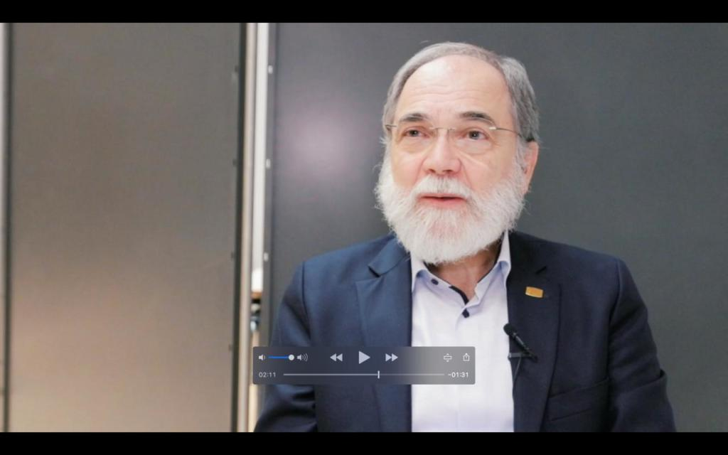 Dr. Joseph Reger, Fujitsu