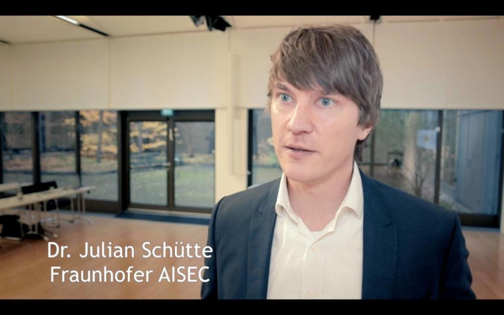 Dr. Julia Schütte, Fraunhofer AISEC