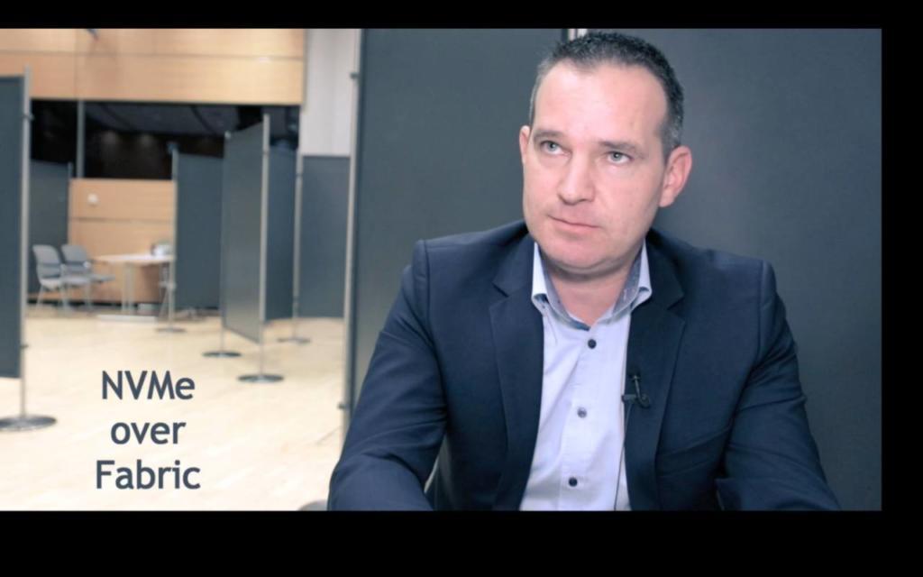 Stefan Roth von Fujitus über NVMe und KI-Storage