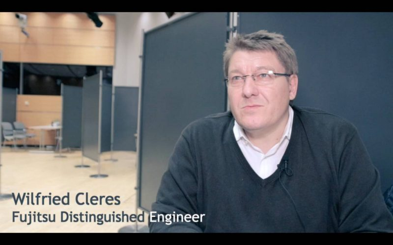 Wilfried Cleres, Fujitsu Deutschland