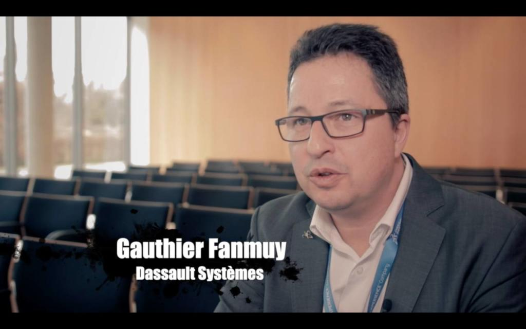 Gauthier Fanmuy, Dassault Systèmes, über No Magic und MBSE