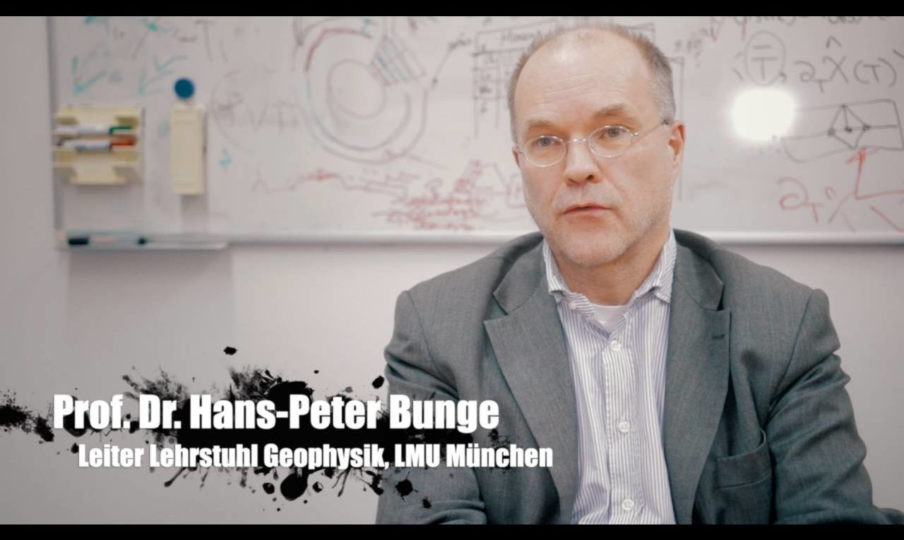 Hans Peter Bunge, LMU Muenchen