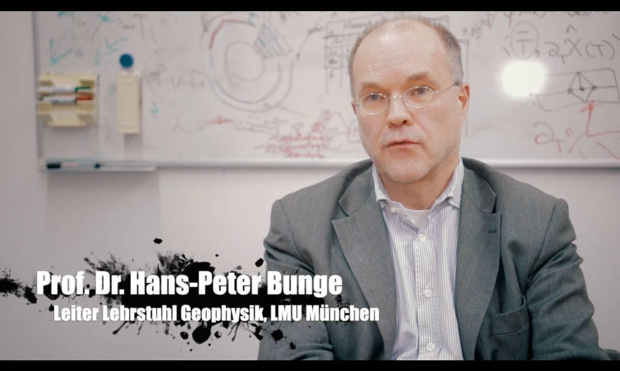 Hans Peter Bunge, LMU Muenchen