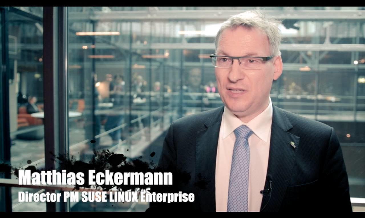 Matthias Eckermann, SUSE LINUX GmbH