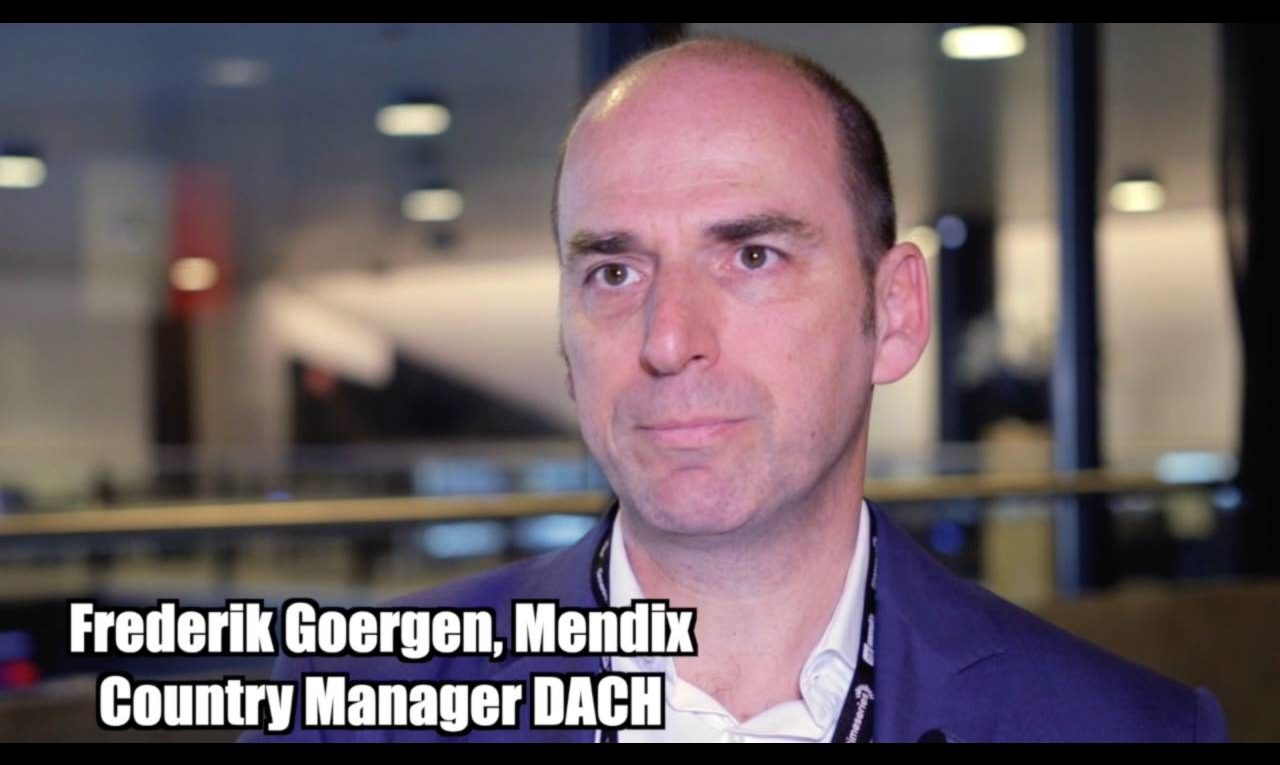 Frederik Goergen (Mendix) über Low-Code in Deutschland