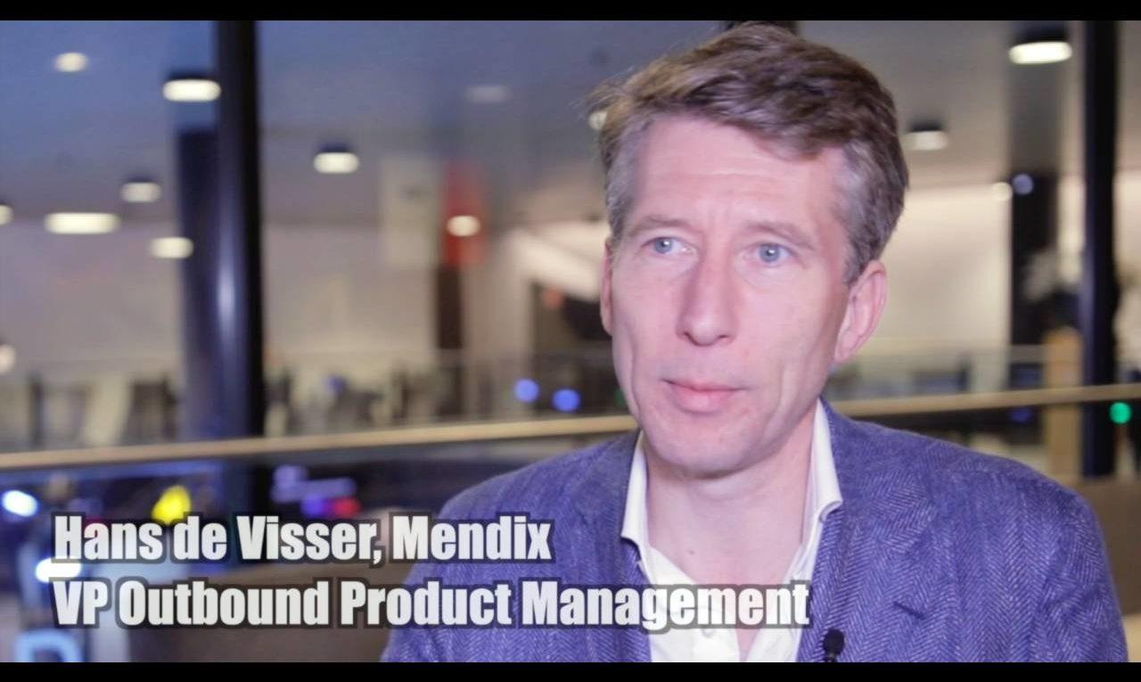 """Videoblog: """"Die Mendix World 2019 hat viele Besucher und mich begeistert"""" 3"""