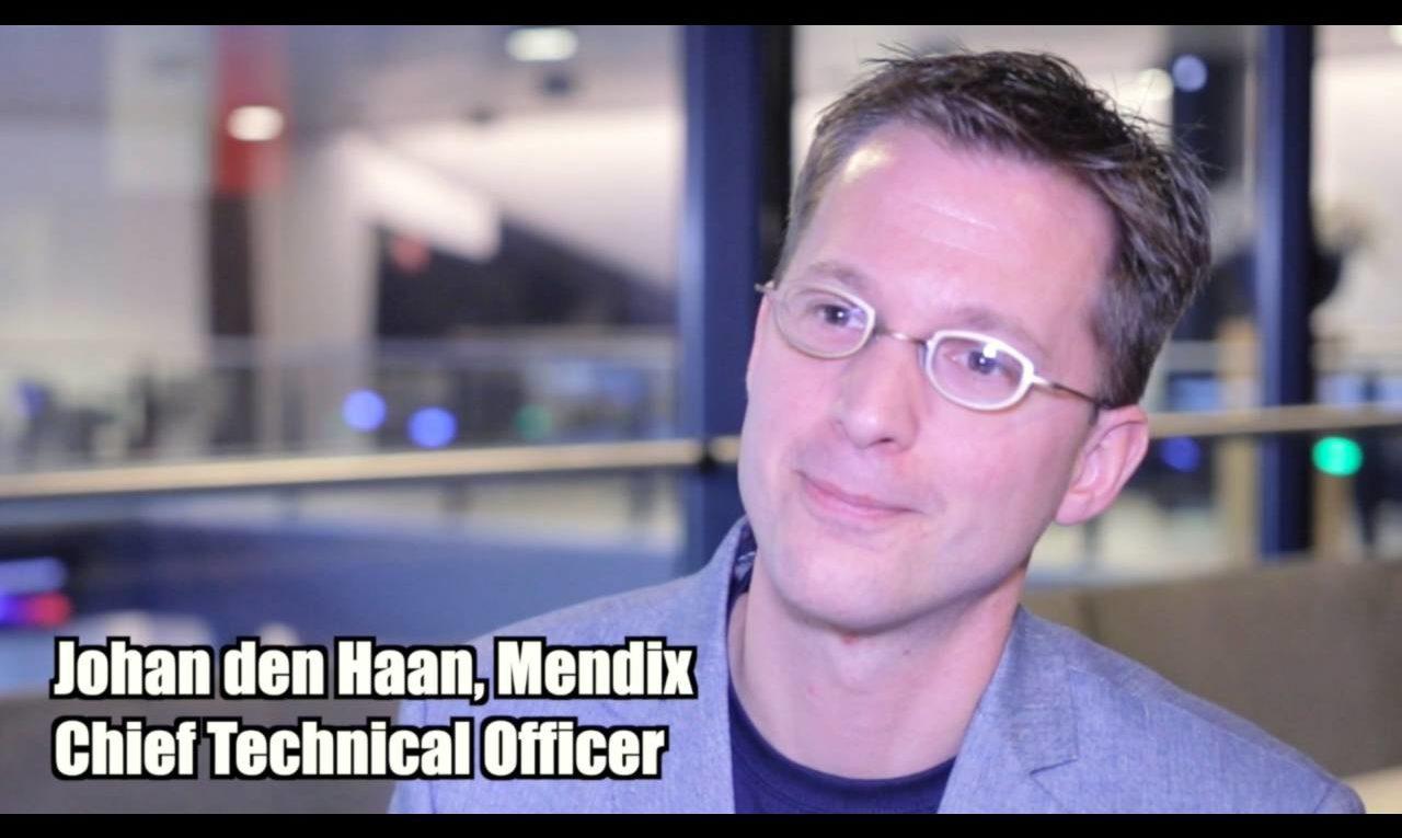 Johan den Haan (Mendix) über Mendix 8 und die (künftigen) KI-Features der Mendix-Plattform