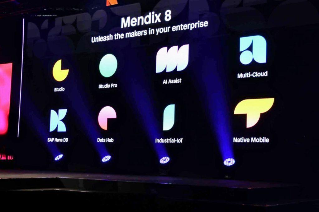 Mendix 8 mit seinen achte wesentlichen Merkmalen