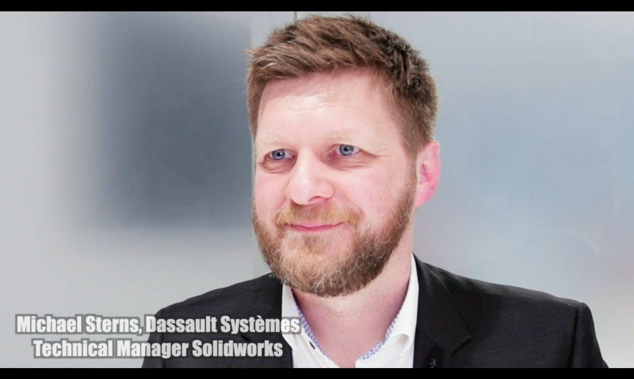 Michael Sterns (Dassault Systèmes) über die Social Collaboration Platform