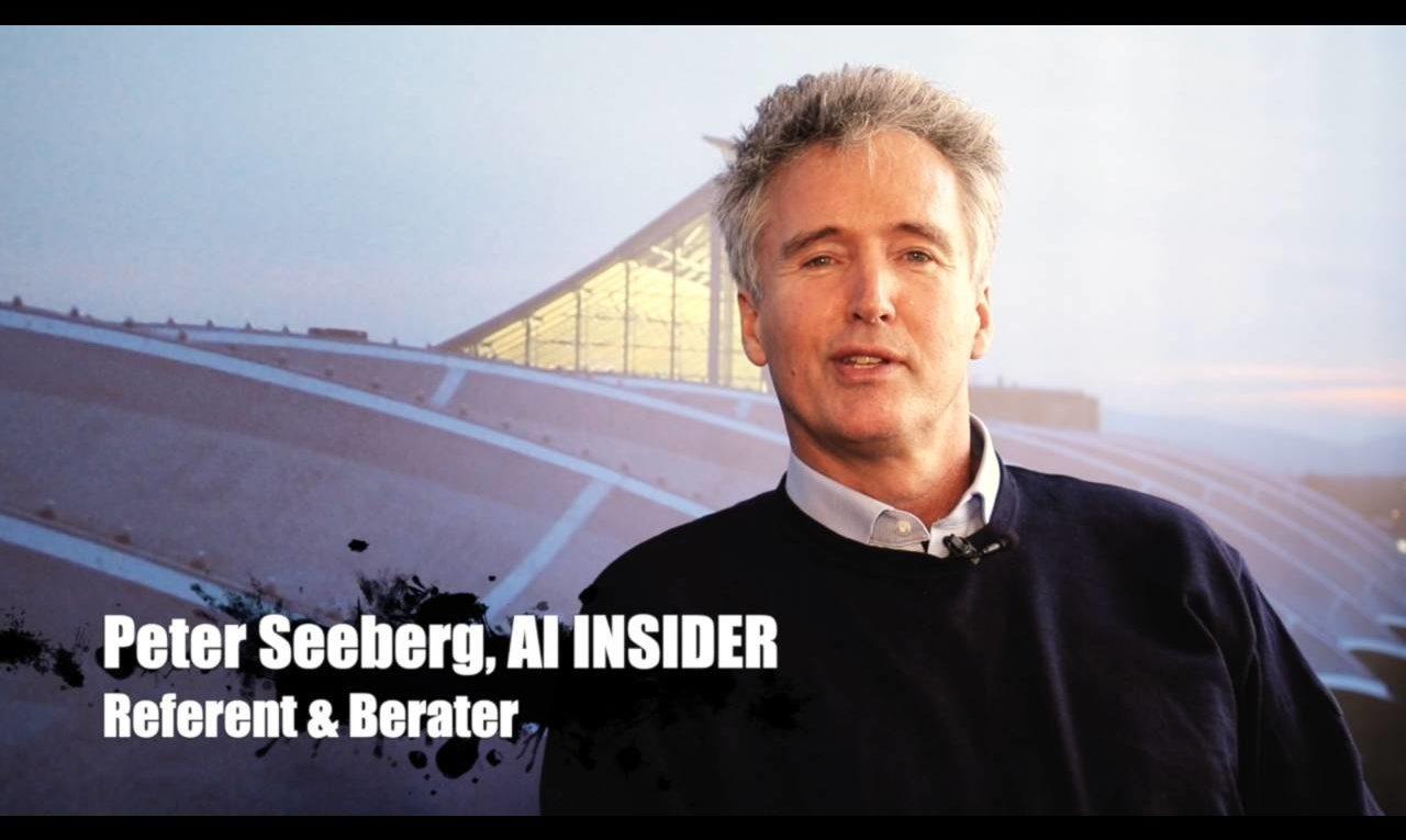 Peter Seeberg, AI Insider, über die europäische KI