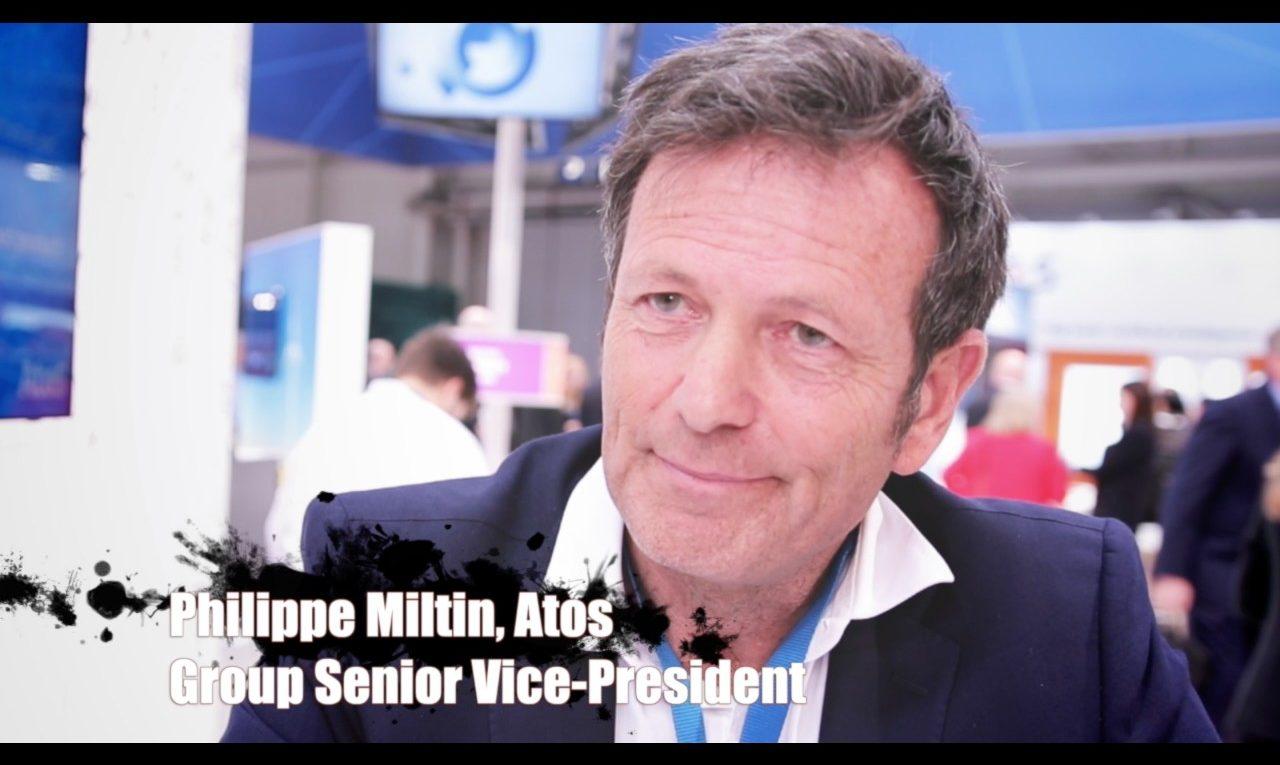 Philippe Miltin, Atos, über die digitale Transformation der Fertigungsindustrie
