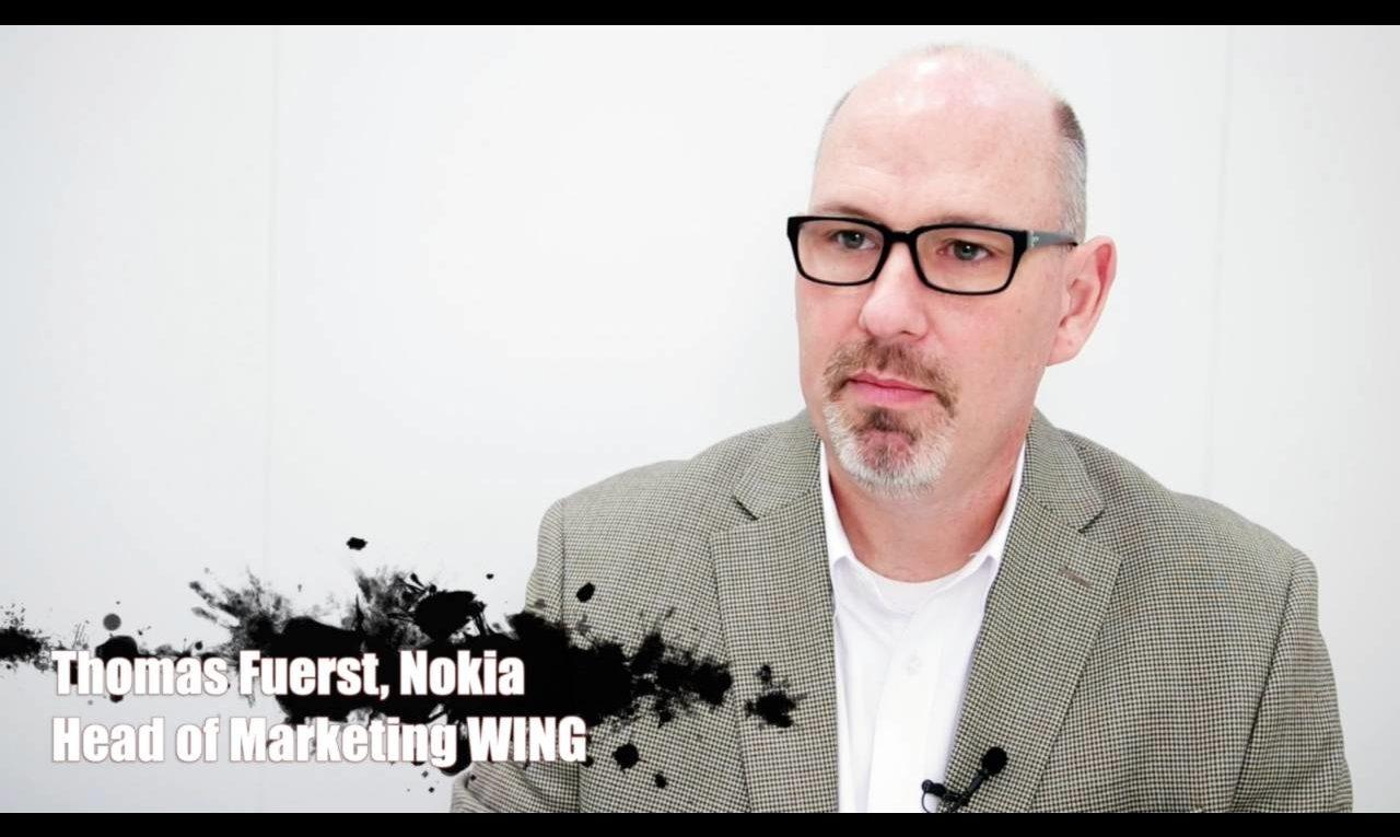 Thomas Fuerst, Nokia, über IoT-Lösungen und -Plattformen von Nokia