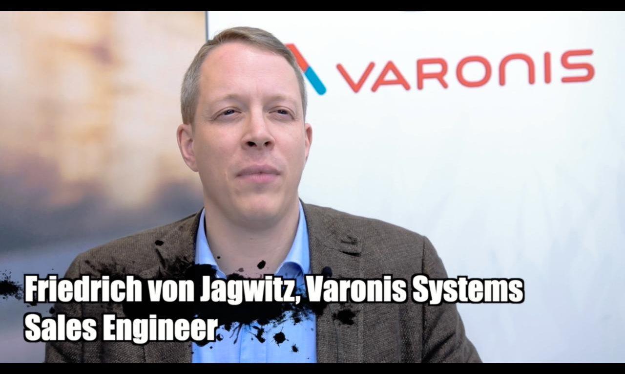 Friedrich von Jagwitz (Varonis Systems) über die richtigen Schritte im Datenvorfall