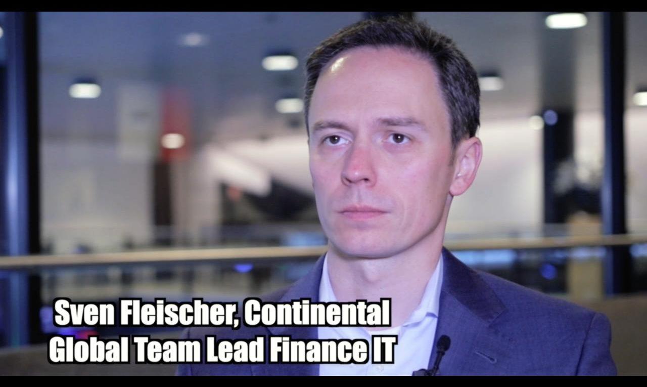 Sven Fleischer (Continental) zum Wechsel von Lotus Domino auf Mendix Low Code