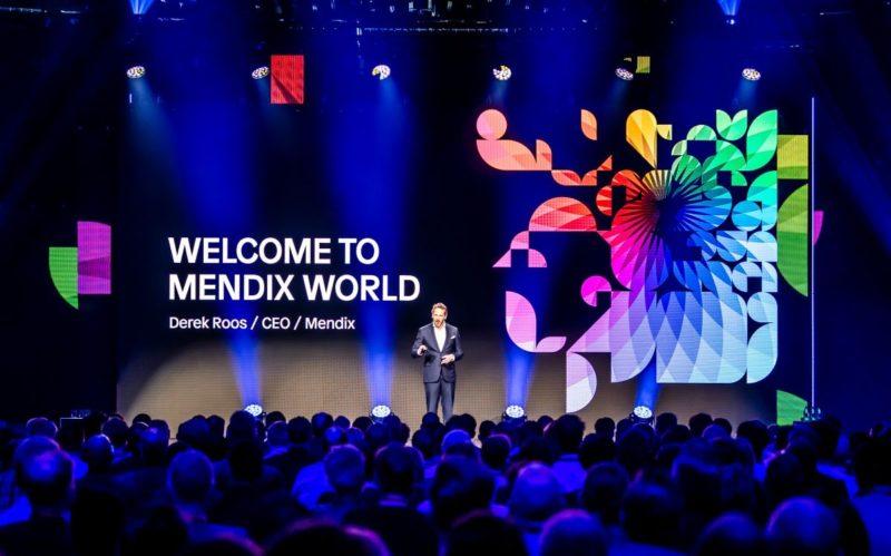 Zusammenschitt Mendix World 2019