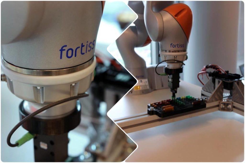 Mithilfe der KI sollen Roboter künftig schneller und einfacher programmierbar sein