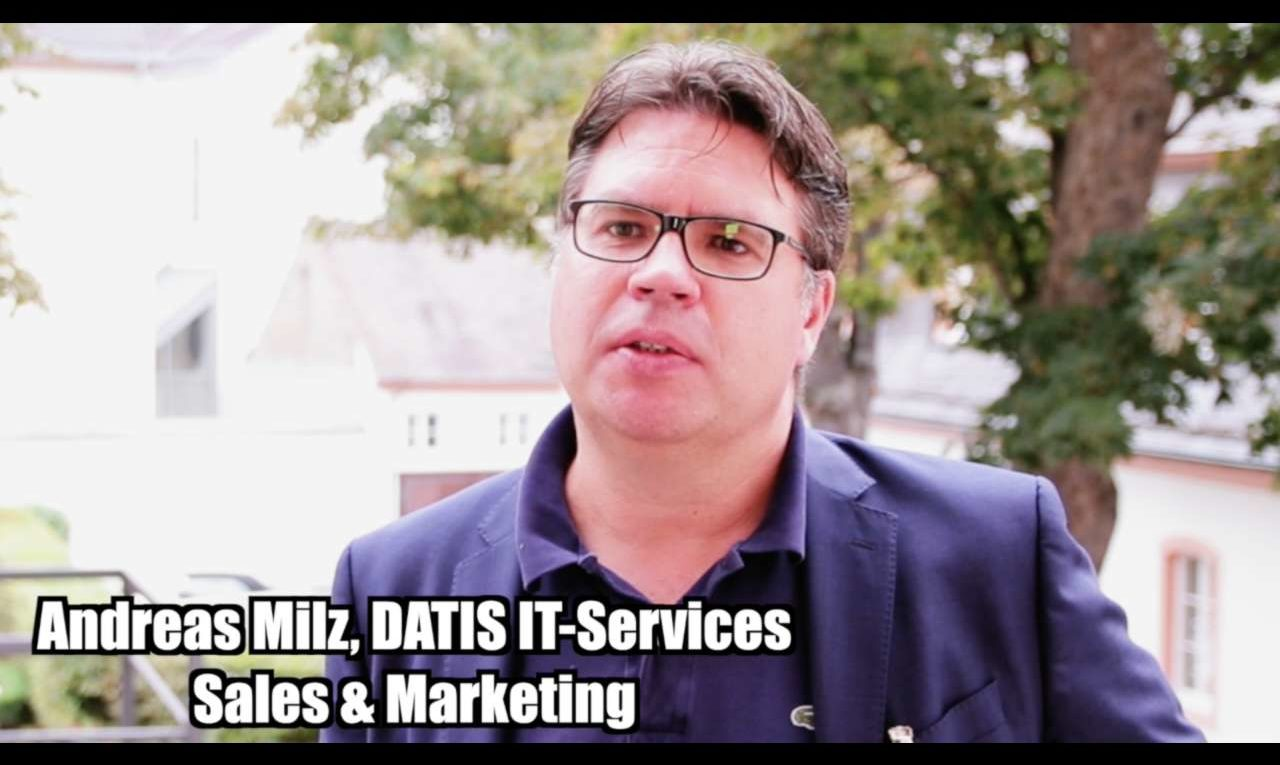 Andreas Milz (DATIS IT-Services) über das gemeinsame IBM-Tech Data-KI-Projekt