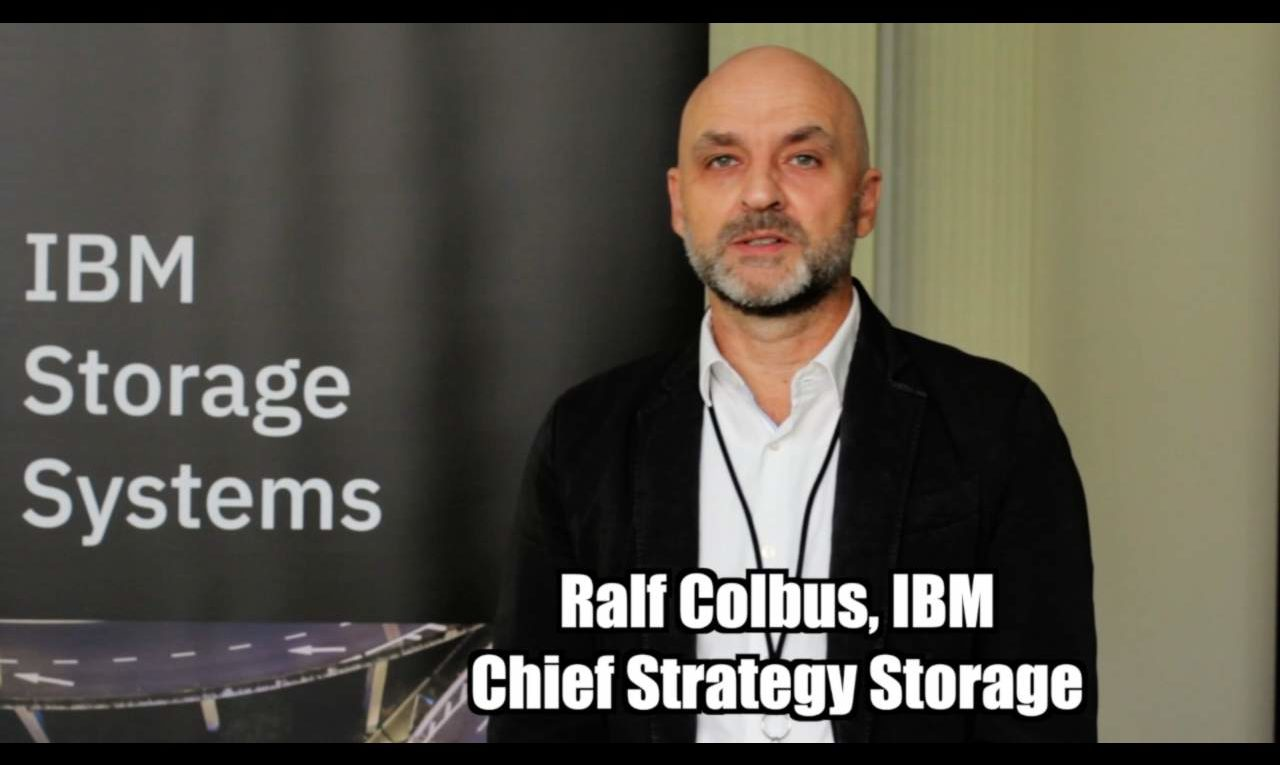 Ralf Colbus (IBM) über die KI-Referenzarchitektur