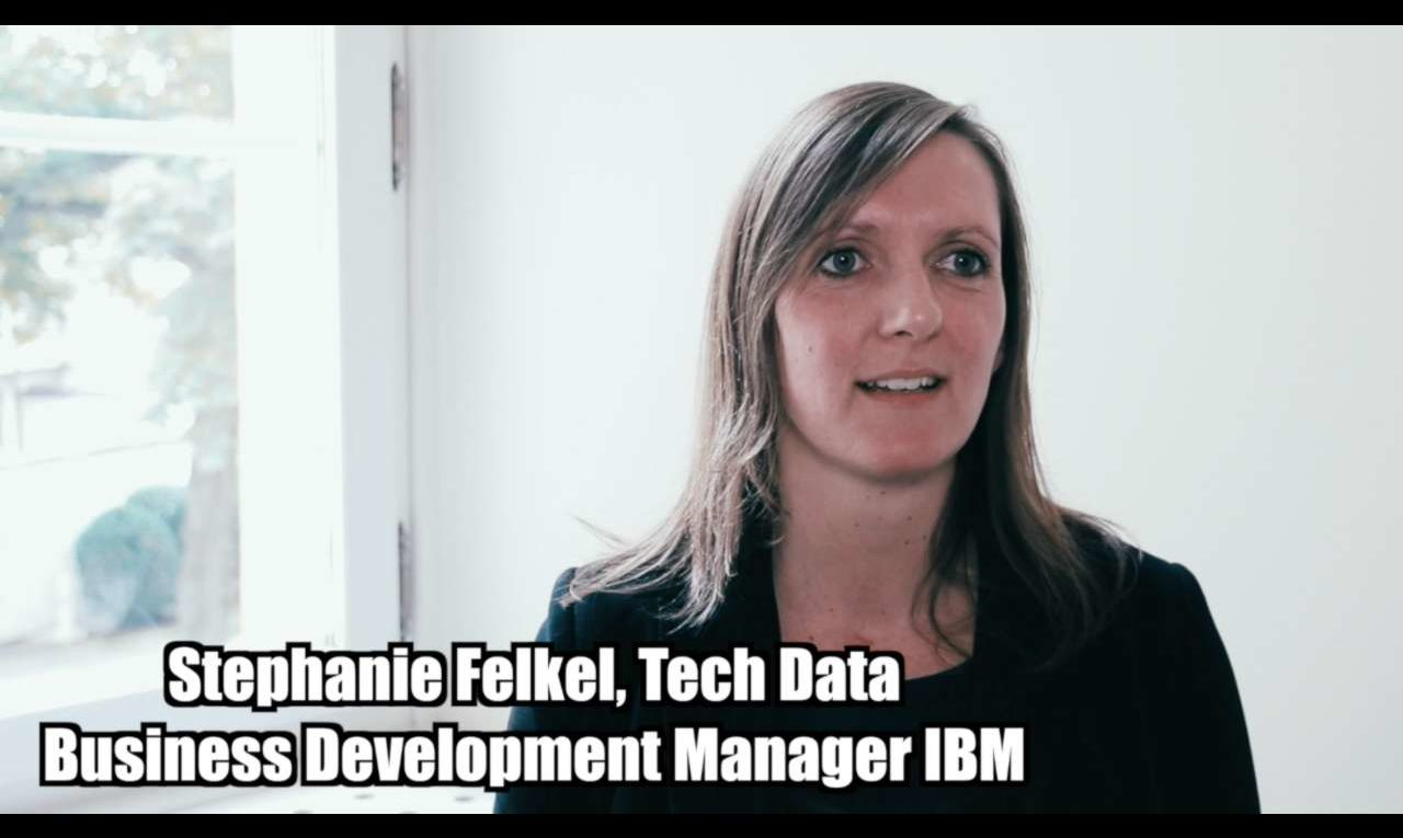 Stephanie Felkel (Tech Data) über die Realisierung von KI-Projekten