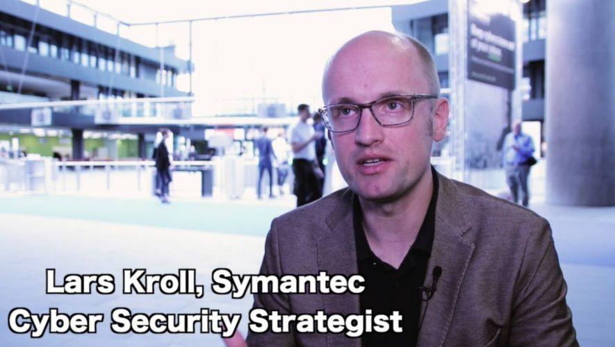 Lars Kroll (Symantec) über große Security-Studie Alarmstufe Rot