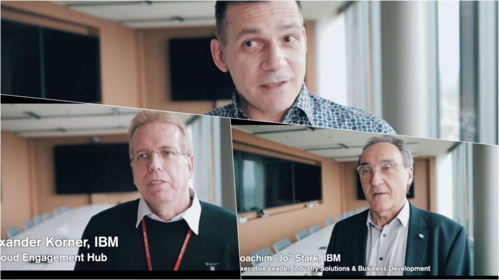 IBM-Interviews zur Hannover Messe 2020