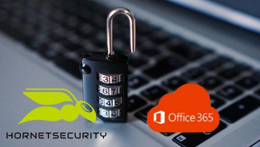 Mit Hornetsecurity Office-365-Konten vor fremden Blicken und Zugriffen schützen