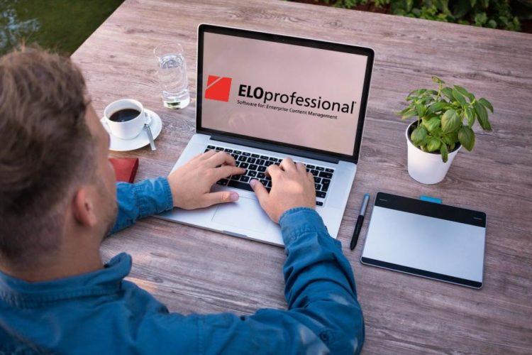 ELO ECM Suite im Homeoffice nutzen