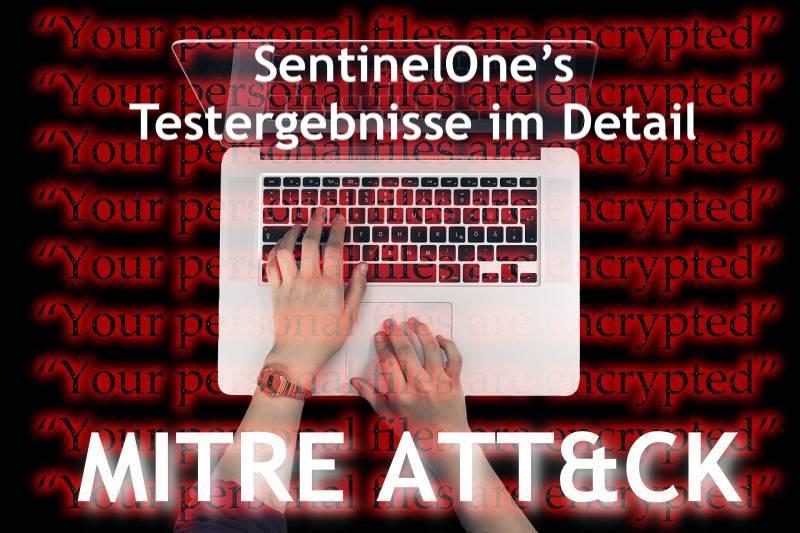 MITRE ATT&CK-Evaluierungstests aus SentinelOne-Sicht