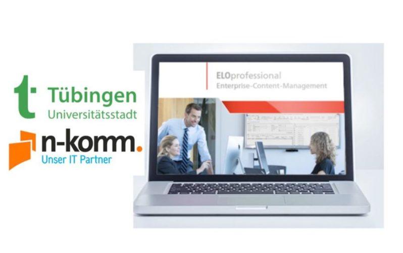 ELO E-Akte bei der Stadt Tübingen von n-komm implementiert