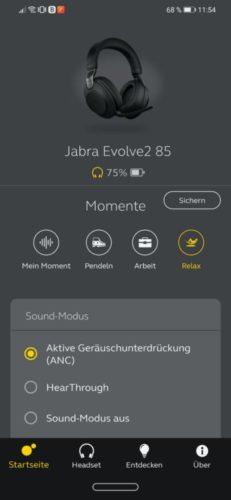 Review: Jabra Evolve2 85 zum Podcasten, Videoschneiden und mehr [Update] 1