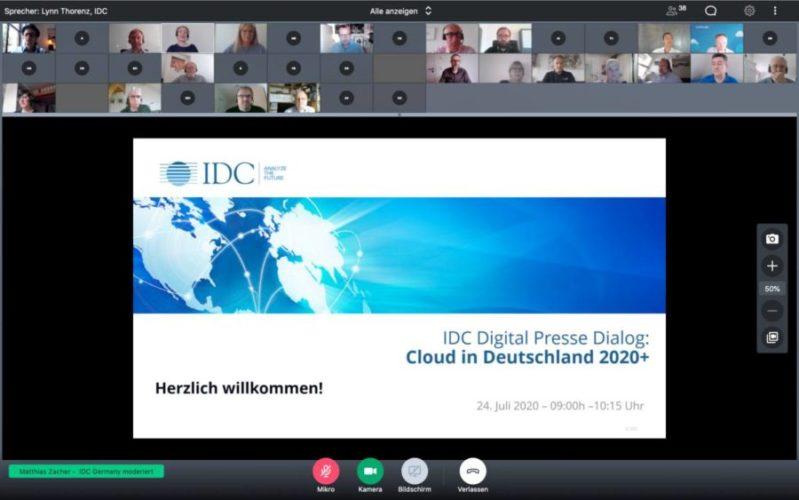IDC-Studie - Der Cloud-Markt bewegt sich in Richtung Multi und Edge