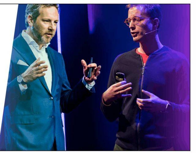 Derek Roos und Johan den Haan eröffnen die Mendix World 2020