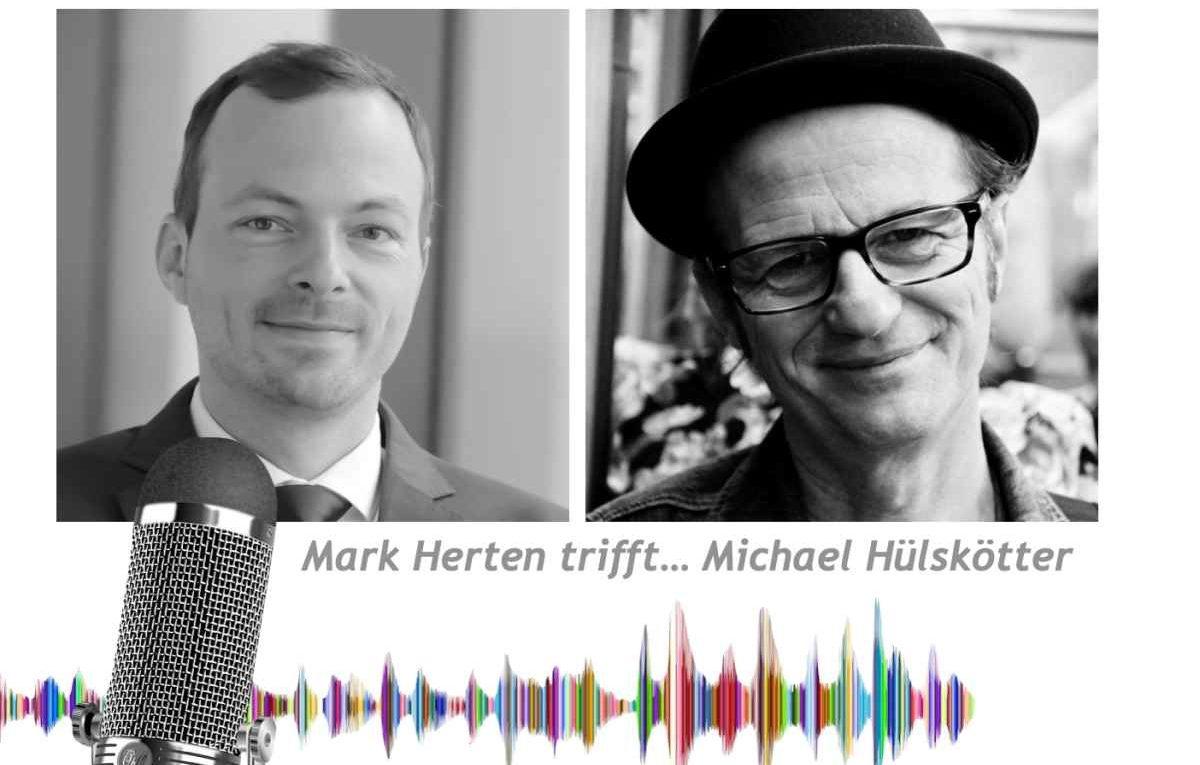 Mark Herten trifft Michael Huelskoetter