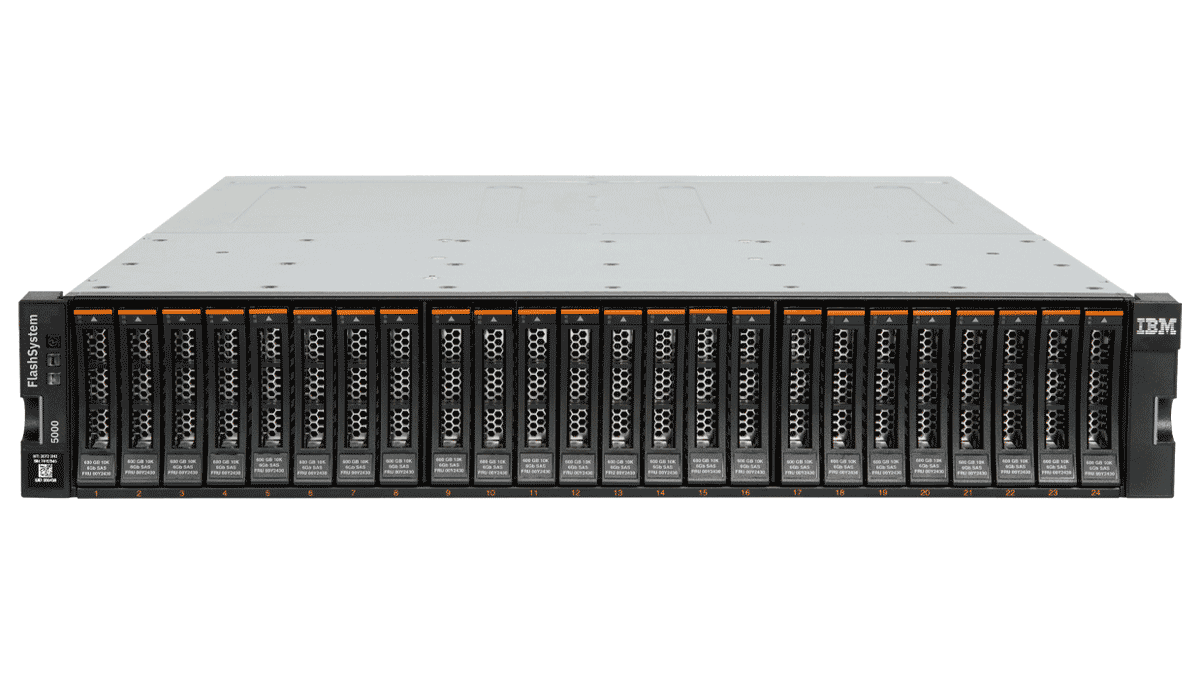 IBM Storage-System FlashSystem 5000