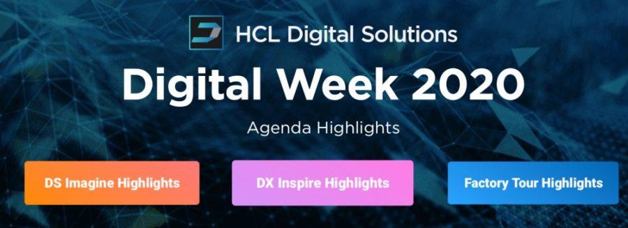 HCL Digital Week 2020