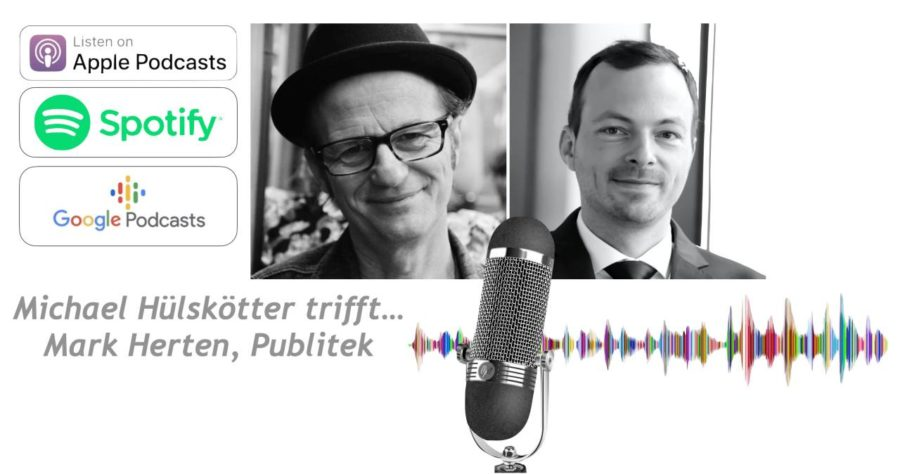 Influencer-Podcast - Michael Hülskötter trifft Mark Herten