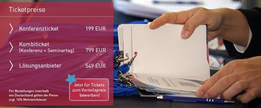 Ticketpreise für den #dwsc20