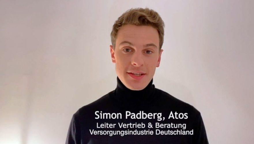 Simon Padberg (Atos) über die Energiewende, hierfür notwendige digitale Zutaten und die Cloud