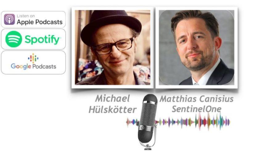 Matthias Canisius (SentinelOne) im Podcast zur Security-Fachbegriffen