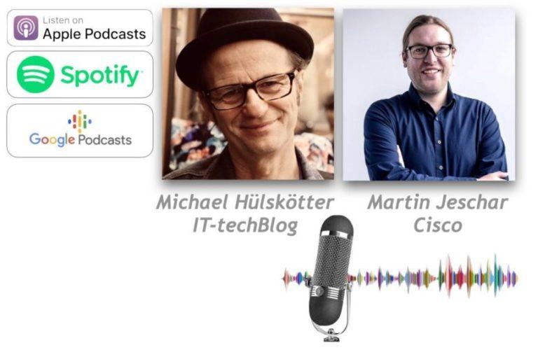 Podcast mit Martin Jeschar über Placetel mit Cisco Webex