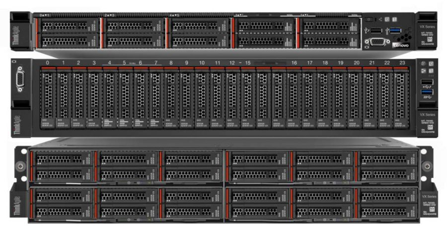 Lenovo ThinkAgile VX Serie