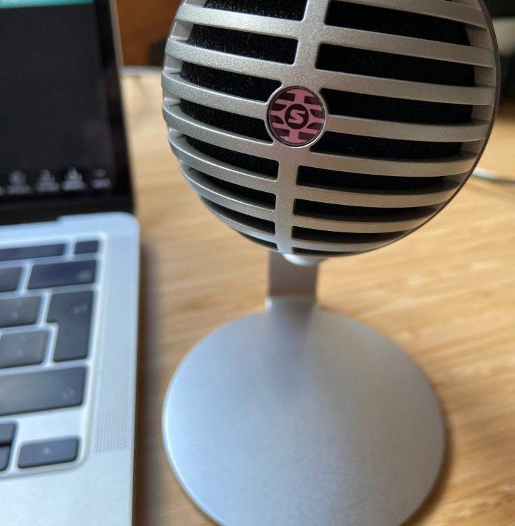Das Shure MV5 lässt sich mit Mac, PC, iPhone, iPad und Android-Geräten nutzen